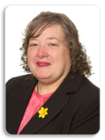 Councillor Jackie Loveridge