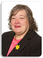 photo of Councillor Jackie Loveridge