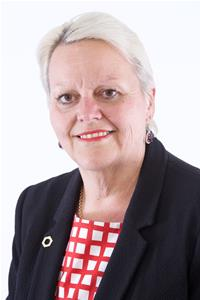 Councillor Shirley Reynolds